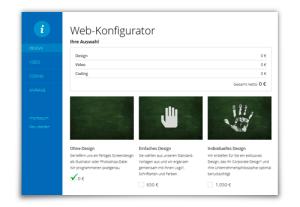 web-konfigurator